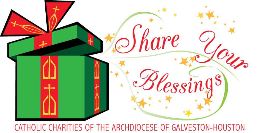Share Your Blessings | Catholic Charities\' Christmas Gift Giving Program