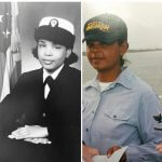U.S. Navy veteran Janine Scott