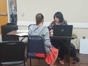 Catholic Charities Provides Job Fairs for Eligible Clients