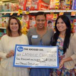 Kroger donates diapers to Catholic Charities