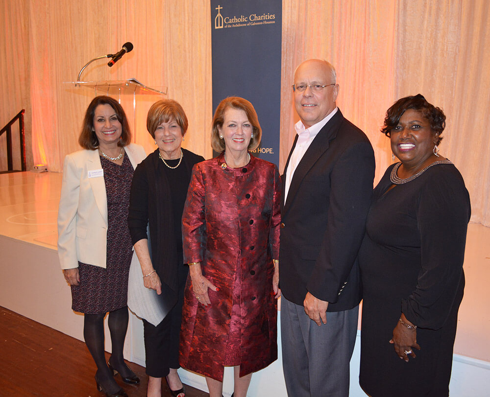 Fort Bend's Mamie George Community Center Mission of Love Gala Honors Richmond Mayor Evalyn W. Moore