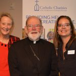 Vivian Pinard honored by Catholic Charities