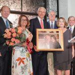 Carol and John Kafka were honored at Catholic Charities' Wine & Dine.
