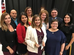 Catholic Charities receives 2019 Pinnacle Award from the Better Business Bureau (Houston)