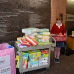 Drive for Diapers donation for Catholic Charities of the Archdiocese of Galveston-Houston