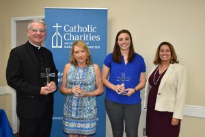 2019 Catholic Charities of the Archdiocese of Galveston-Houston Charity in Action Award Recipients