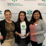 Catholic Charities' School Counseling program won the Bronze Award from Center for School Behavioral Health