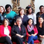 Catholic Charities' Senior Program staff passed the Texas State exam to become certified counselors.