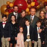 The Vujasinovic Family at Catholic Charities' inaugural Share Your Blessings Luncheon