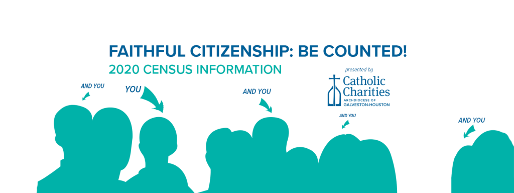 Be counted in the 2020 U.S. Census!