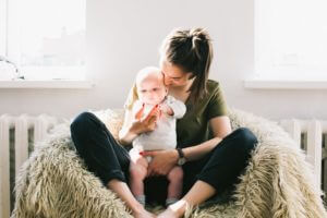 Online English Prenatal Class (Topic: Self-Care for Moms with babies 0-6 months old) @ Online Class