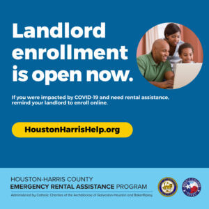 Renters should encourage their landlords to enroll now.