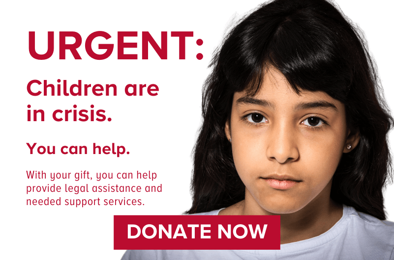 You can help vulnerable migrant children.